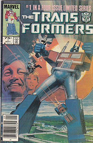 transformers marvel comics - 2