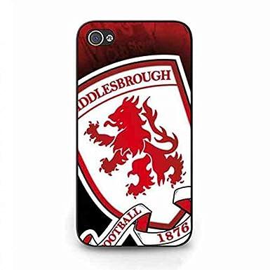 bbf3da9757d Fc Logo Middlesbrough Phone Case