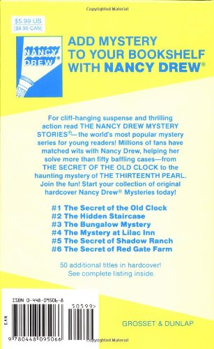 The-Secret-of-Red-Gate-Farm-Nancy-Drew-Mystery-Stories-Book-6