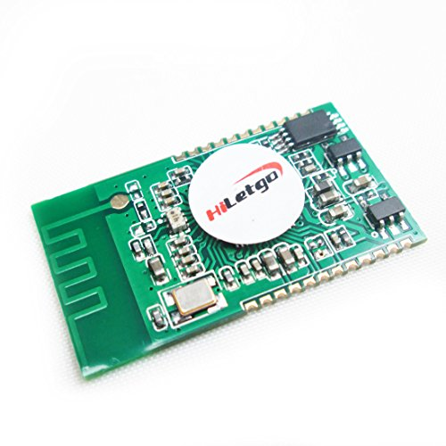 HiLetgo XS3868 Bluetooth Stereo Audio Module OVC3860 Stereo Bluetooth BT Module Supports A2DP AVRCP