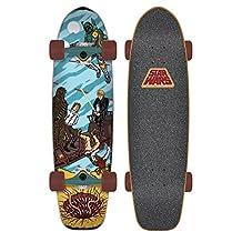 """STAR WARS SANTA CRUZ Skateboard Cruiser SARLACC PIT 8.5"""" X 31"""""""