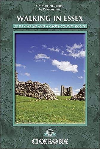 Essex Walking Guidebook (Cicerone)