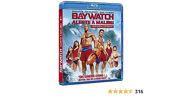 Amazon Com Baywatch Alerte A Malibu Version Longue Movies Tv