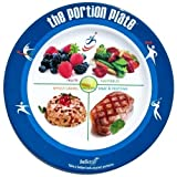 The Adult Portion Plate - Food