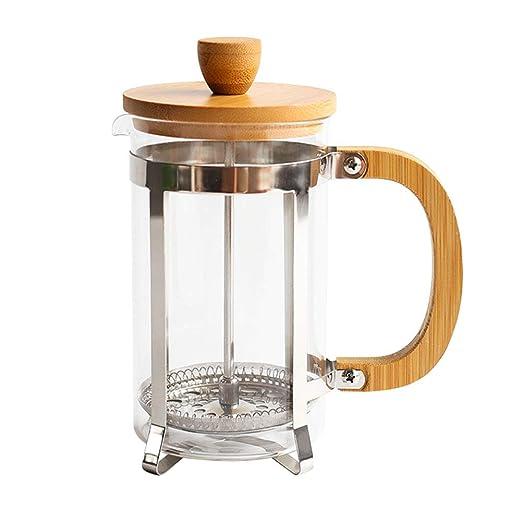 Cafetera, Cafetera Francesa, Cafetera De Vidrio Resistente ...
