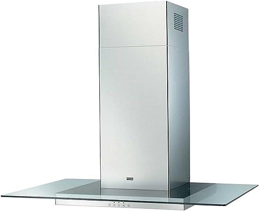 Franke FGL 905-P XS De pared Acero inoxidable 660m³/h D - Campana (660 m³/h, Recirculación, 68 dB, 45 cm, 45 cm, De pared): Amazon.es: Hogar