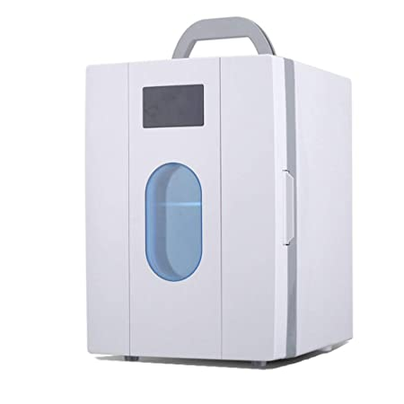 LINLIM Refrigerador pequeño portátil Mini del Frigorífico Coche ...