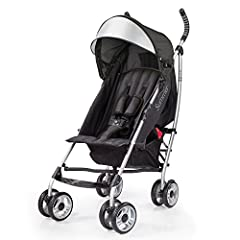 The 3D lite convenience stroller is a durable stroller that has a lightweight and stylish aluminum frame and is one of the lightest and most feature rich convenience strollers on the market. With an easy to fold frame and carry strap, you can...