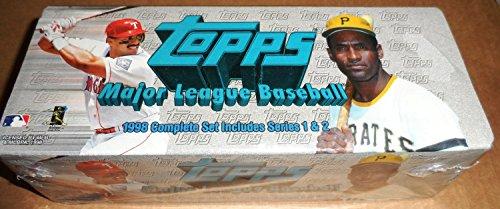 1998 Topps Baseball set (factory sealed, RETAIL version)