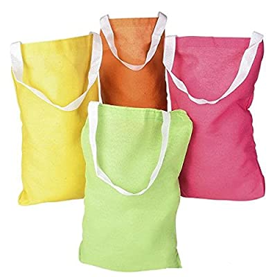 Tote Bags Cotton / Natural Color Shopping Bag, Craft Bag