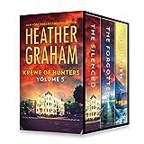 heather graham krewe of hunters series volume 5 the silencedthe forgottenthe hidden