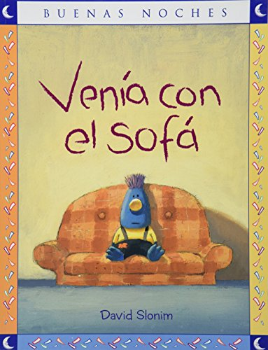 Venia con el sofa / It came with the couch (Spanish Edition)