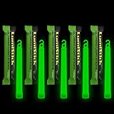 Lumistick 6 inch Emergency Glow Sticks - Bright