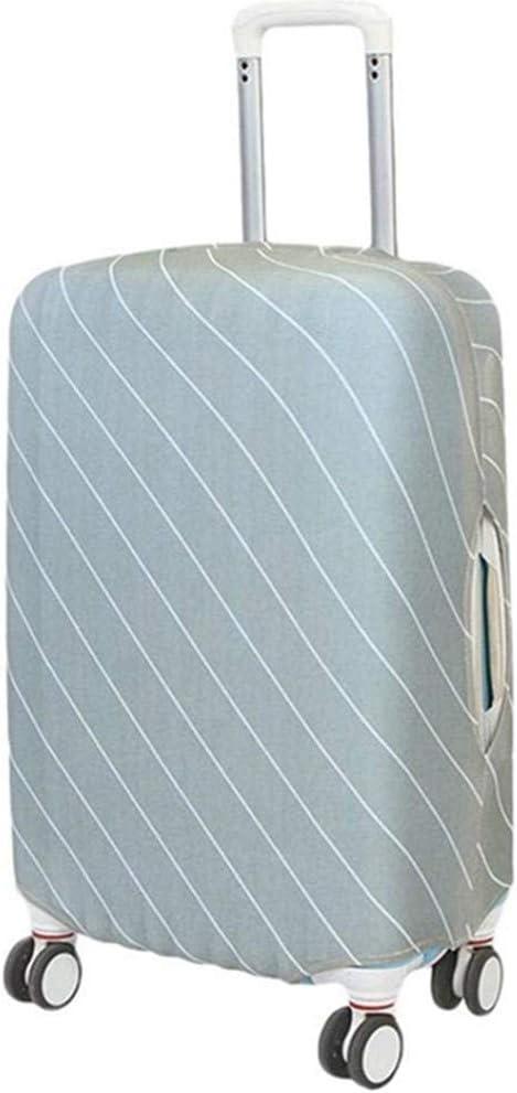 couverture seulement, valise non incluse Protection Pour Valise,Housse Protection Valise Couverture elastique de voyage de bagage housse de protection antipoussiere de chariot adapte 18-32 pouces