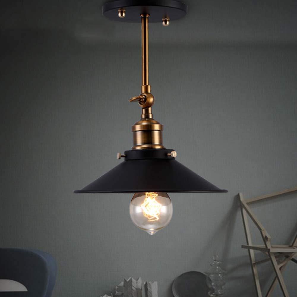 Einfache Kreative chinesische Holz Rundholz Deckenleuchte Restaurant Schlafzimmer Flur Deckenlampe (Größe Optional) (Größe  40 cm)