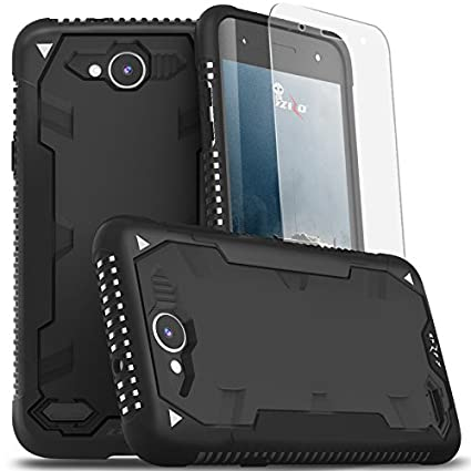 separation shoes a84ee bb2ce Fly USA LG X Charge Case, Zizo Proton 2.0 Cover [Military Grade Drop ...