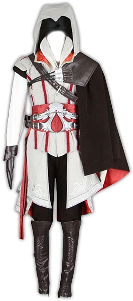 Assassin S Creed Cosplay Costume Assassin Outfit 2nd Ver Kid