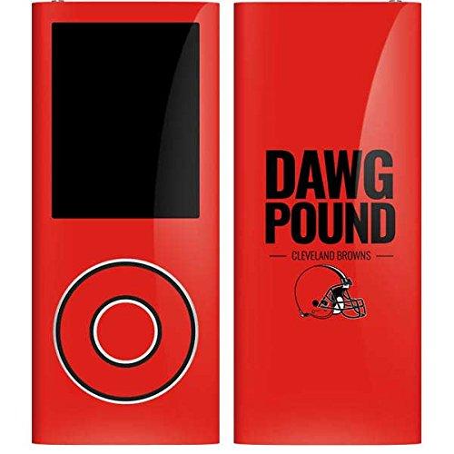 Cleveland Browns Nano - Cleveland Browns iPod Nano (4th Gen) Skin - Cleveland Browns Team Motto   NFL X Skinit Skin