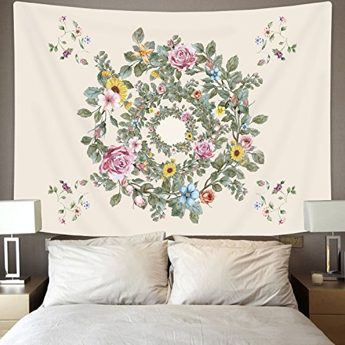The 8 best floral tapestry