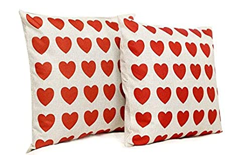 Amazon.com: Kaba Flair - Funda de almohada decorativa, 2 ...