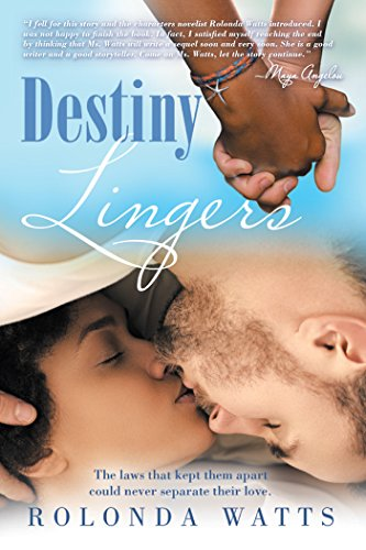 A news reporter uncovers the truth about her own life when she discovers a strand of red hair on her husband's pillow. Unfortunately, the only person she knows with red hair is her best friend, Eve… Destiny Lingers by Rolonda Watts