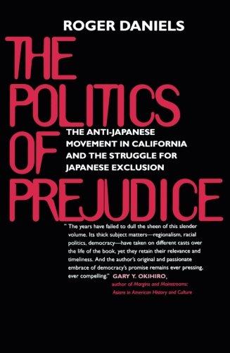 The Politics of Prejudice