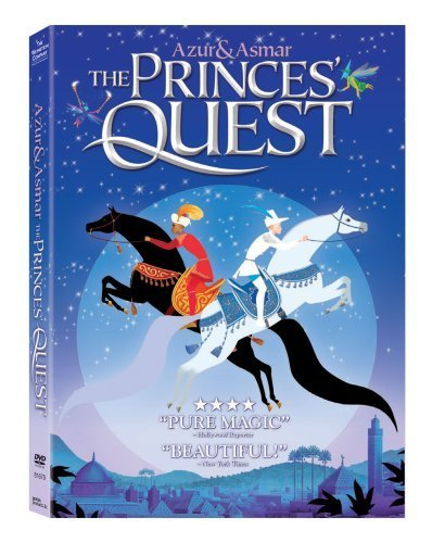 Azur and Asmar: The Princes' Quest by The Weinstein Company