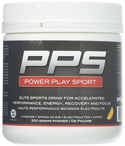 Innotech Nutrition Power Play Sport Elite Pre/Intra Game Sports Drink, Orange