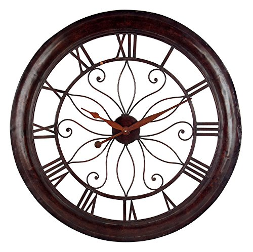 imax oversized wall clock