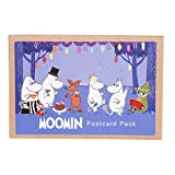 Boxed Moomins Pack Of 6 Postcards