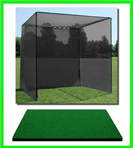 Amazon.com: Golf Mat, Golf Jaula neta, 10