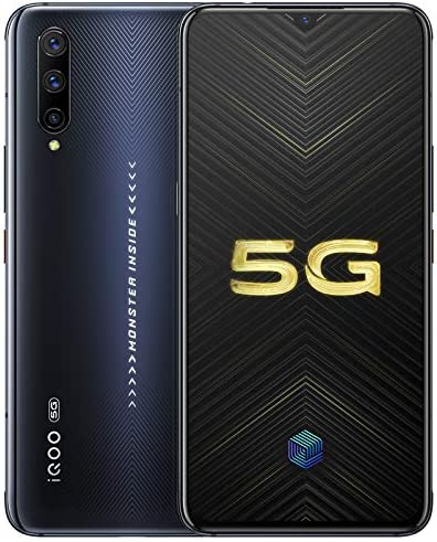 VIVO iQOO iQ00 Pro 5G 128GB 256GB Dual SIM AMOLED Smartphone (8+ ...