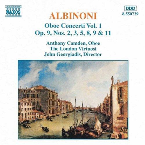 (Albinoni: Oboe Concerti, Vol. 1 )