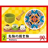 Re-Ment Sanrio Characters Japanese Recommended Goods [2. Pottery] (Japan Import)