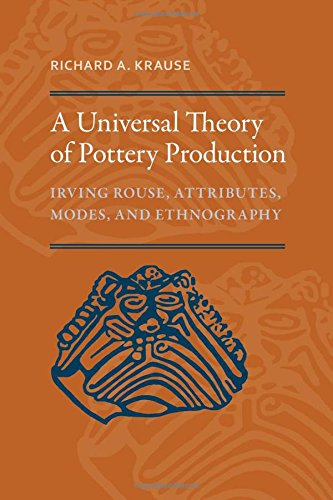 A Universal Theory of Pottery Production: Irving Rouse, Attributes, Modes, and Ethnography (Caribbean Archaeology and Ethnohistory)