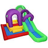 Cloud-9-Wet-n-Slide-Bounce-House-Inflatable-Combo-with-Wading-Splash-Pool-without-Blower