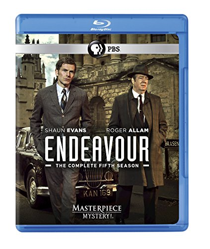 Masterpiece Mystery! : Endeavour, Season 5 Blu-ray