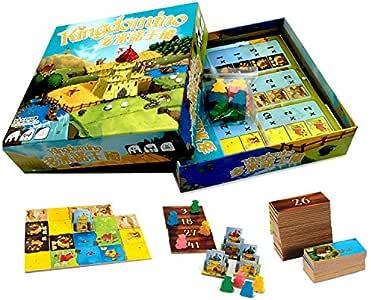 GWLTV Tarjeta de Rompecabezas Juegos de Mesa Juguetes Domino Unido ...