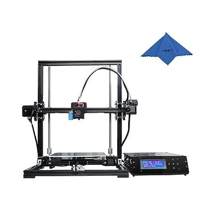 Aibecy Impresora 3D de alta precisión X3A Kit de bricolaje Kit de ...