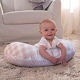 Boppy Premium Nursing Pillow Cover, Pink White