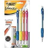 BIC Velocity Original Mechanical Pencil, Medium Point (0.7mm), 4-Count