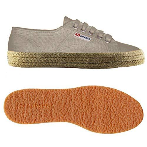 Superga Adulto S003i10 cotushirt Unisex Sneaker Taupe 2750 B4Bqv