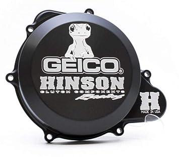Hinson Racing c494-g tapa del embrague - Edición limitada Geico: Amazon.es: Coche y moto
