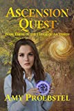 Ascension Quest: Magical Realism Fantasy (Book Three of the Levels of Ascension)