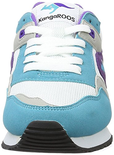 468 Ocean Multicoloured Top 2 Viola Low Women's Sneakers Racer Kangaroos 0qwZBz0