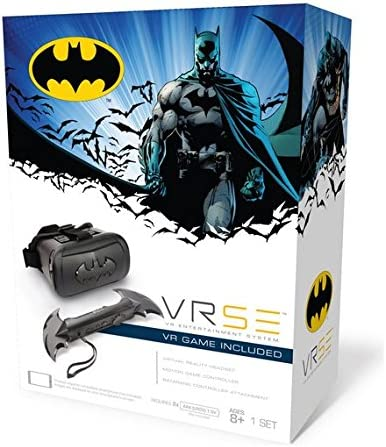 New VRSE Batman VR Headset and Game: Amazon.co.uk: Toys & Games