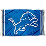 Detroit Lions New Logo Flag