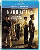 Manhattan: Season 2 [Blu-ray + Digital HD]