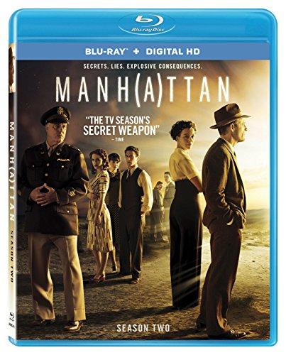 Manhattan: Season 2 [Blu-ray + Digital HD]