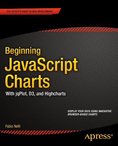 Download Beginning JavaScript Charts: With jqPlot, d3, and Highcharts (Expert's Voice in Web Development) Pdf